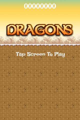 Dragons screenshot