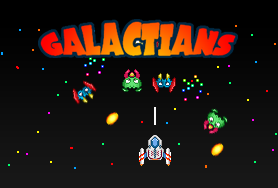 Graphic for Galactians